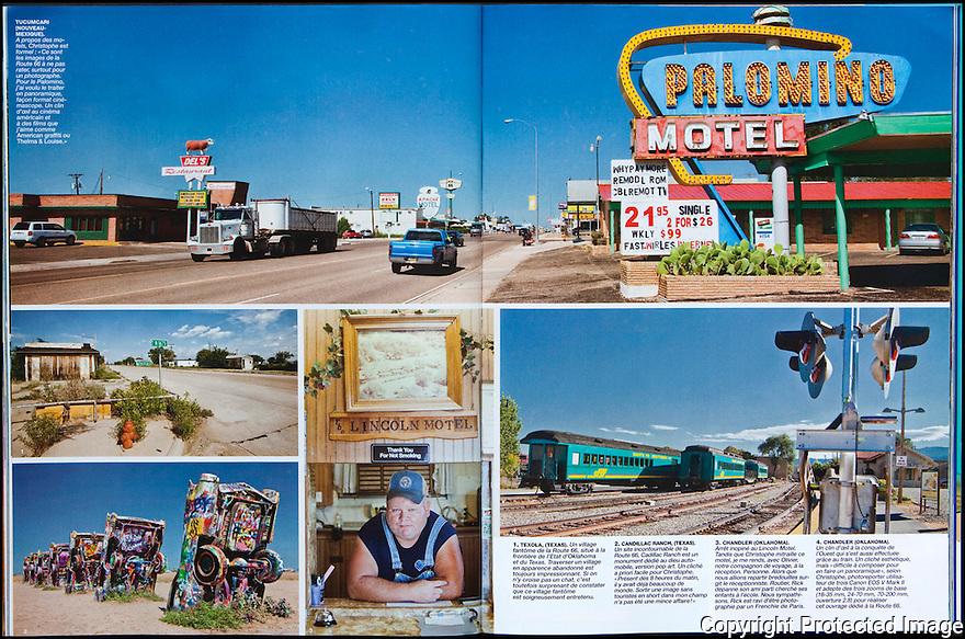 Magazine Photo<br /> Num&eacute;ro de juillet/ao&ucirc;t 2011