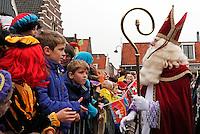 Monnickendam- Intocht van Sinterklaas in de haven