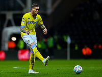Leeds United's Pontus Jansson in action<br /> <br /> Photographer Alex Dodd/CameraSport<br /> <br /> The EFL Sky Bet Championship - Preston North End v Leeds United -Tuesday 9th April 2019 - Deepdale Stadium - Preston<br /> <br /> World Copyright &copy; 2019 CameraSport. All rights reserved. 43 Linden Ave. Countesthorpe. Leicester. England. LE8 5PG - Tel: +44 (0) 116 277 4147 - admin@camerasport.com - www.camerasport.com
