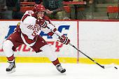 Dan Ford (Harvard - 5) - The Yale University Bulldogs defeated the Harvard University Crimson 5-1 on Saturday, November 3, 2012, at Bright Hockey Center in Boston, Massachusetts.