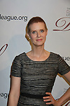 Cynthia Nixon - The 78th Annual Drama League Awards on May 18, 2012 at The New York Marriott Marquis, New York City, New York.(Photo by Sue Coflin/Max Photos)