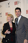 Erika Slezak & Frank Valentini - One Live To Live nominated at The 63rd Annual Writers Guild Awards on Sarturday, February 5, 2011 at the AXA Equitable Center, New York City, New York. (Photo by Sue Coflin/Max Photos)