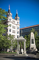 Temperence Fountain Washington DC Architecture