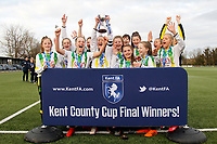 Kent U15 Girls Youth Cup Final