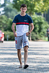 27.08.2019, wohninvest WESERSTADION, Bremen, GER, 1.FBL, Training SV Werder Bremen<br /> <br /> im Bild<br /> Benjamin Goller (Neuzugang Werder Bremen #39), <br /> <br /> Foto © nordphoto / Ewert
