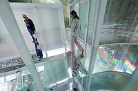 55th Art Biennale in Venice - The Encyclopedic Palace (Il Palazzo Enciclopedico).<br /> Giardini. Korea Pavilion.<br /> Kimsooja (Korea). &quot;To Breathe: Bottari&quot;, 2013.