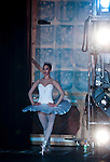 "English National Ballet. ""The Nutcracker"". Backstage."