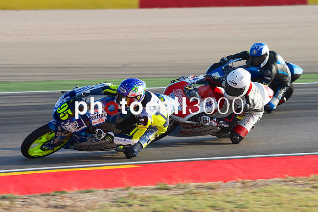 Gran Premio Movistar de Aragón<br /> during the moto world championship in Motorland Circuit, Aragón<br /> jukes danilo<br /> PHOTOCALL3000