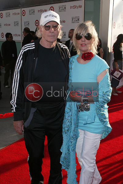 """Bruce Dern<br /> at the Los Angeles Film Festival Opening Night """"Down in the Valley"""", Arclight, Hollywood, CA 06-16-05<br /> Jason Kirk/DailyCeleb.com 818-249-4998"""