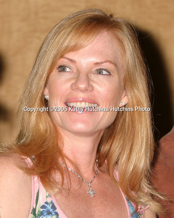 Marg Helgenberger.SAG Press Conference marking 15th Anniv of Disabilities Act.Los Angeles, CA.July 26, 2005.©2005 Kathy Hutchins / Hutchins Photo