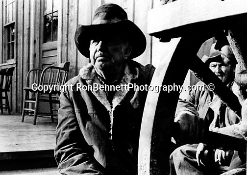 Walter Brennan American film character actor Academy Award for Best Supporting Actor three times,