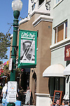 IMAGES OF SAN DIEGO, CALIFORNIA, USA, LITTLE ITALY.