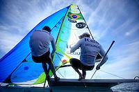 49er & 49erFX 2014 ISAF Sailing World Championships