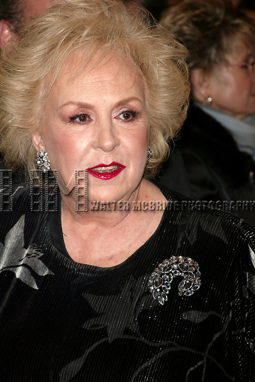 Doris Roberts attending the Opening night performance of Neil Simon's THE ODD COUPLE at the Brooks Atkinson Theatre in New York City.<br /> October 27, 2005
