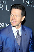 BEVERLY HILLS - DEC 18: Mark Wahlberg at the premiere of Sony Pictures Entertainment's 'All The Money In The World' at the Samuel Goldwyn Theater on December 18, 2017 in Beverly Hills, CA