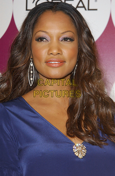 GARCELLE BEAUVAIS-NILON.People Magazine and Post Grammy Party held at ELEVEN, West Hollywood, California, USA..February 11th, 2007.headshot portrait brooch beauvais nilon.CAP/ADM/RE.©Russ Elliot/AdMedia/Capital Pictures *** Local Caption *** .