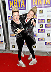 Jedward   at The National Reality Television Awards 2011 held at the O2 centrePicture By: Brian Jordan / Retna Pictures..Job:..Ref: BJN  ..-..*World Rights*