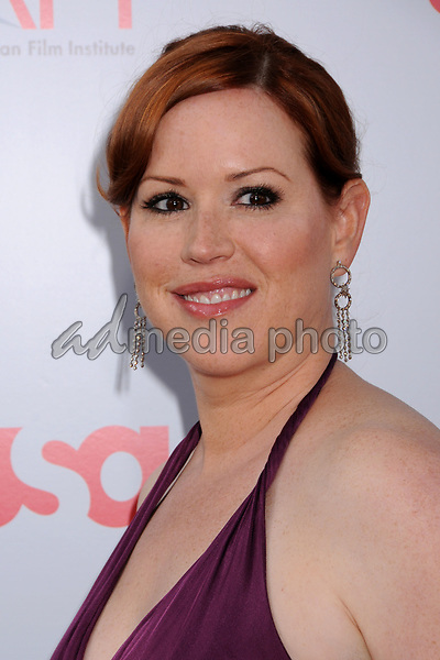12 June 2008 - Hollywood, California - Molly Ringwald. 36th Annual AFI Life Achievement Award at the Kodak Theatre. Photo Credit: Byron Purvis/AdMedia