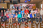 Cian Healy, Castle Street Tralee, celebrates his 21st Birthday with family and friends at the Grand Hotel on Saturday