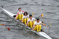 Crew: 61  Tideway Scullers Sch  Event: CHAMP quads<br /> <br /> Schools' Head of the River 2017<br /> <br /> To purchase this photo, or to see pricing information for Prints and Downloads, click the blue 'Add to Cart' button at the top-right of the page.