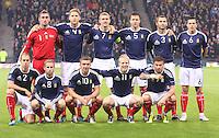 Scotland v Lithuania 060911
