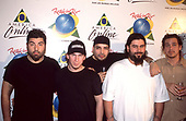 Jan 2001: DEFTONES - Photocall at Rock in Rio Brazil