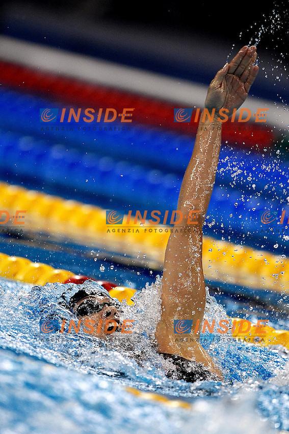 Natalie COUGHLIN USA bronze medal.Women's 100m Backstroke - Swimming / Nuoto.Shanghai 26/7/2011 .14th FINA World Championships.Foto Andrea Staccioli Insidefoto