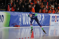 SPEED SKATING: STAVANGER: Sørmarka Arena, 31-01-2016, ISU World Cup, 3000m Ladies Division A, Ireen Wüst (NED), ©photo Martin de Jong