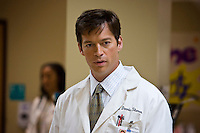 Harry Connick, Jr. as Dr. Dennis Slamon in Lifetime Television's 'Living Proof' - the inspiring true story of Dr. Dennis Slamon, a doctor who devoted his life to finding a treatment for breast cancer.
