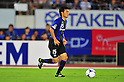Yasuyuki Konno (Gamba),.AUGUST 4, 2012 - Football / Soccer :.2012 J.League Division 1 match between Gamba Osaka 3-1 Omiya Ardija at Expo '70 Stadium in Osaka, Japan. (Photo by AFLO)