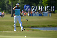 Padraig Harrington (IRL) approaches the green on 17 during Round 1 of the Zurich Classic of New Orl, TPC Louisiana, Avondale, Louisiana, USA. 4/26/2018.<br /> Picture: Golffile | Ken Murray<br /> <br /> <br /> All photo usage must carry mandatory copyright credit (&copy; Golffile | Ken Murray)