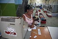 L'Avana cassiera in una lavanderia