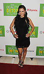 "WEST HOLLYWOOD, CA - APRIL 13: Carla Ortiz attends the Kimberly Snyder Book Launch Party For ""The Beauty Detox Solution"" at The London Hotel on April 13, 2011 in West Hollywood, California."
