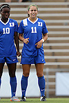 21 August 2015: Duke's Cassie Pecht. The Duke University Blue Devils played the Fresno State Bulldogs at Fetzer Field in Chapel Hill, NC in a 2015 NCAA Division I Women's Soccer game. Duke won the game 5-0.
