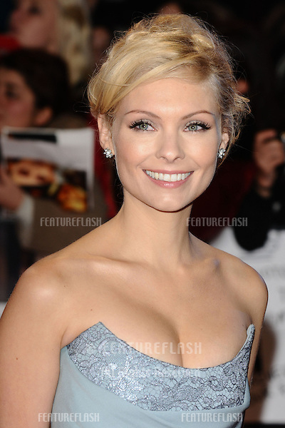 "MyAnna Buring arriving for the ""The Twilight Saga: Breaking Dawn Part 2"" premiere at the Odeon Leicester Square, London. 14/11/2012 Picture by: Steve Vas / Featureflash"