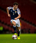 Scotland's Kieran Tierney during the World Cup Qualifying Group F match at Hampden Park Stadium, Glasgow. Picture date 4th September 2017. Picture credit should read: Craig Watson/Sportimage