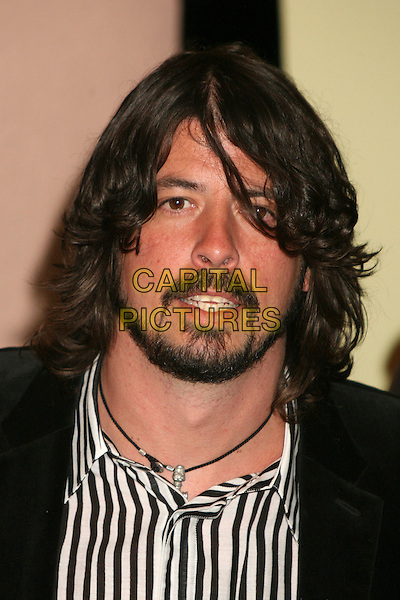 DAVE GROHL.Sony / BMG 2007 GRAMMY Awards After Party at the Beverly Hills Hotel, Beverly Hills, California, USA..February 11th, 2007.headshot portrait beard facial hair .CAP/ADM/BP.©Byron Purvis/AdMedia/Capital Pictures
