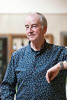 David Almond (Newcastle upon Tyne, 15 maggio 1951) è uno scrittore inglese, specializzato nella narrativa per ragazzi. Tempo di libri, Milano 19 aprile 2017. © Leonardo Cendamo