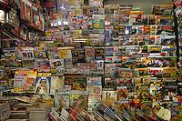 Edicola.Newspaper kiosk...
