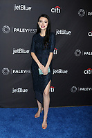 """LOS ANGELES - MAR 22:  Christian Serratos at the PaleyFest - """"The Walking Dead"""" Event at the Dolby Theater on March 22, 2019 in Los Angeles, CA"""