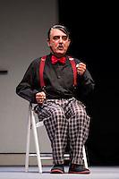Gilipollas sin Fronteras theater play,