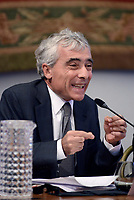 Roma, 28 Settembre 2017<br /> Tito Boeri INPS<br /> Primo giorno della Terza Conferenza Nazionale della Famiglia al Campidoglio