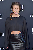 Linsey Godfrey bei Kevin Hart's 'Laugh out Loud' Launch Event auf dem Goldstein Anwesen. Los Angeles, 03.08.2017