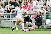 Christie Welsh...Saint Louis Athletica defeated Sky Blue FC 1-0 at Anheuser-Busch Soccer Park, Saint Louis, MO.