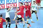 13.01.2018., Croatia, Arena Zagreb, Zagreb - European Handball Championship, Group C, Round 1, Germany - Montenegro. CAVOR Stefan<br /> <br /> Foto &copy; nordphoto / Sanjin Strukic/PIXSELL