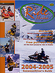 Ride Alaska Magazine Cover and article images