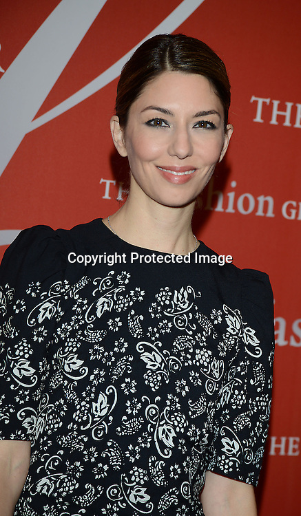 Sofia Coppola attends the Fashion Group International's Night of Stars Gala on October 22, 2013 at Cipriani Wall Street in New York City.