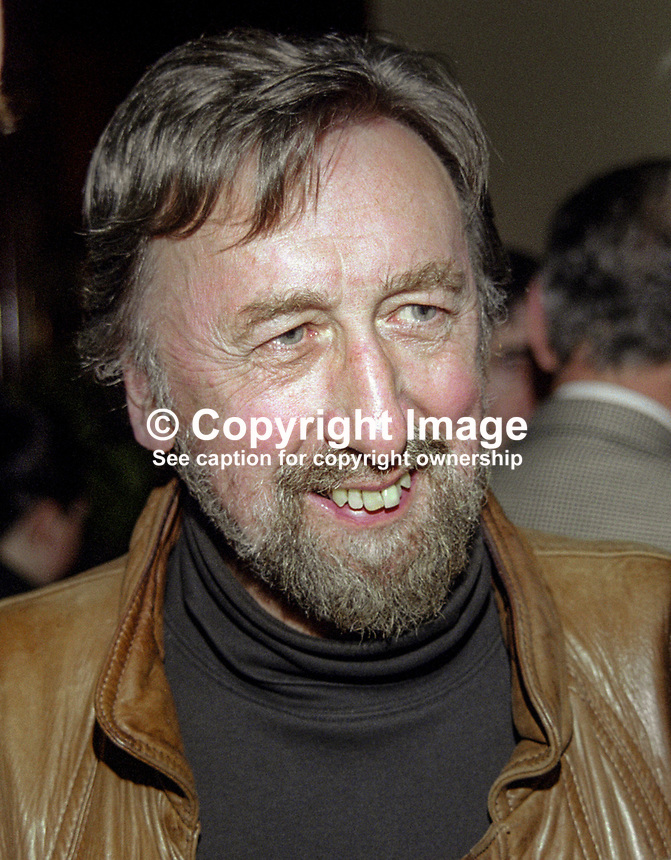 Ian Hill, journalist, N Ireland, UK, 199911071<br /> <br /> Copyright Image from Victor Patterson,<br /> 54 Dorchester Park, <br /> Belfast, UK, BT9 6RJ<br /> <br /> t1: +44 28 9066 1296 (from Rep of Ireland 048 9066 1296)<br /> t2: +44 28 9002 2446 (from Rep of Ireland 048 9002 2446)<br /> <br /> m: +44 7802 353836<br /> <br /> e: victorpatterson@me.com<br /> www.victorpatterson.com<br /> <br /> Please see my Terms and Conditions of Use at www.victorpatterson.com. It is IMPORTANT that you familiarise yourself with them.<br /> <br /> Images used on the Internet must be visibly watermarked i.e. &copy; Victor Patterson<br /> within the body of the image and copyright metadata must not be deleted. Images <br /> used on the Internet have a size restriction of 4kbs and will be chargeable at current<br />  NUJ rates unless agreed otherwise.<br /> <br /> This image is only available for the use of the download recipient i.e. television station, newspaper, magazine, book publisher, etc, and must not be passed on to any third <br /> party. It is also downloaded on condition that each and every usage is notified within 7 days to victorpatterson@me.com<br /> <br /> The right of Victor Patterson to be identified as the author is asserted in accordance with The Copyright Designs And Patents Act (1988). All moral rights are asserted.