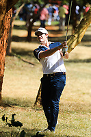 Ricardo Gouveia (POR) in action during the third round of the Magical Kenya Open presented by ABSA played at Karen Country Club, Nairobi, Kenya. 16/03/2019<br /> Picture: Golffile | Phil Inglis<br /> <br /> <br /> All photo usage must carry mandatory copyright credit (&copy; Golffile | Phil Inglis)
