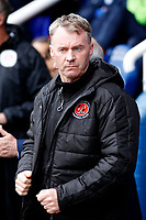 Fleetwood Town manager, John Sheridanduring the Sky Bet League 1 match between Peterborough and Fleetwood Town at London Road, Peterborough, England on 28 April 2018. Photo by Carlton Myrie.